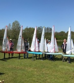 Guidance for Setting Up – Radio Sailing Eastleigh